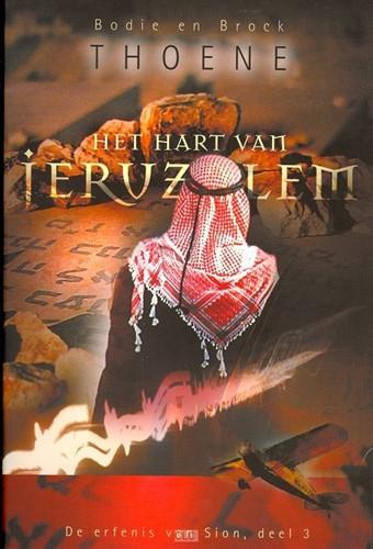 3 Het hart van Jeruzalem (Boek)
