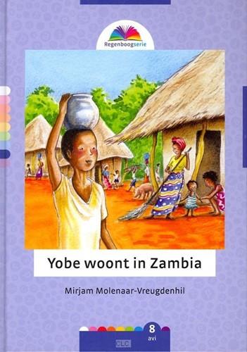 Yobe woont in Zambia (Hardcover)
