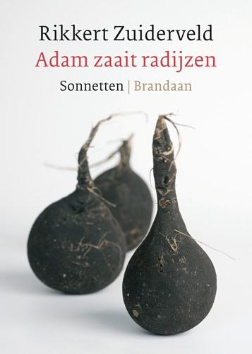 Adam zaait radijzen (Boek)