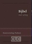 Bijbel met uitleg - groot, kerk (Boek)