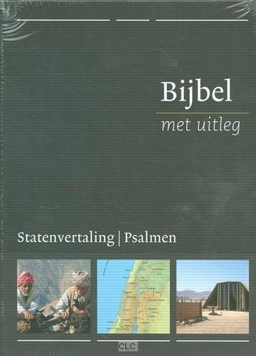 Bijbel met uitleg, zwart, harde band in luxe cassette (Hardcover)