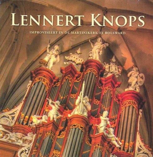 Improviseert in de Martinikerk te Bolsward (CD)