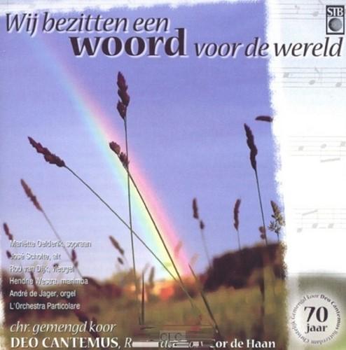 We bezitten een woord in de wereld (CD)