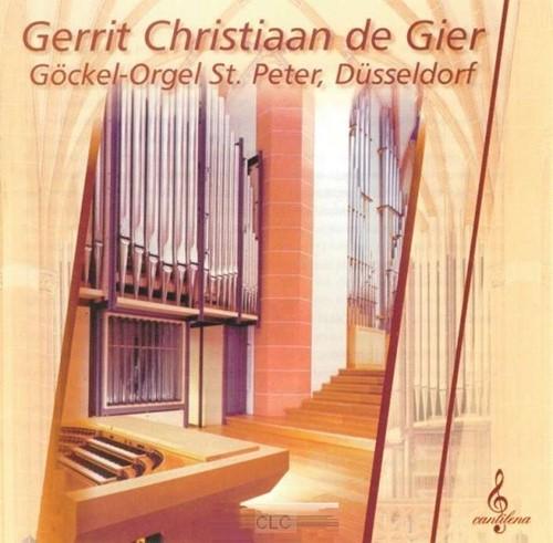 Gockel-orgel St. Peter Dusseldorf (CD)