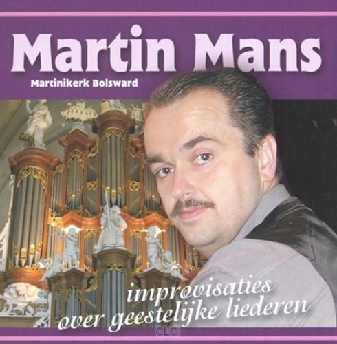 Improvisaties geestelijke liederen (CD)