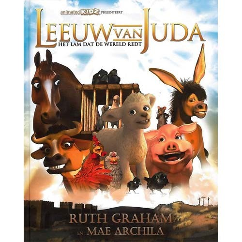 Leeuw van Juda boek (Paperback)