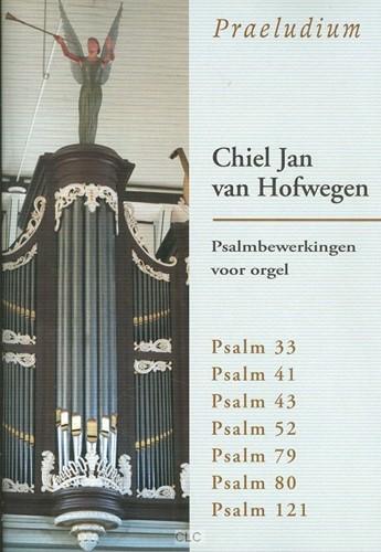 Psalmbewerkingen voor orgel (Bladmuziek)