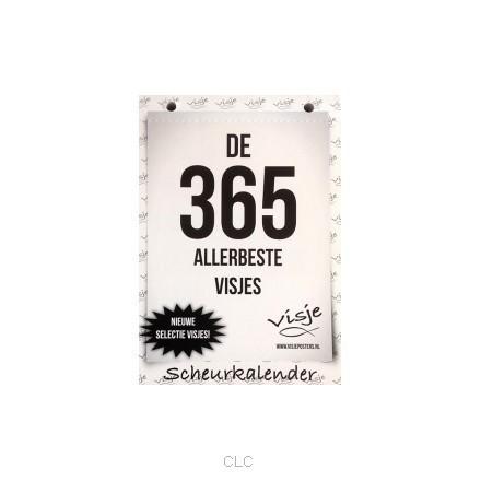 De 365 allerbeste visjes (Kalender)