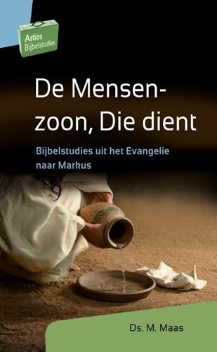 De Mensenzoon, Die dient (Paperback)