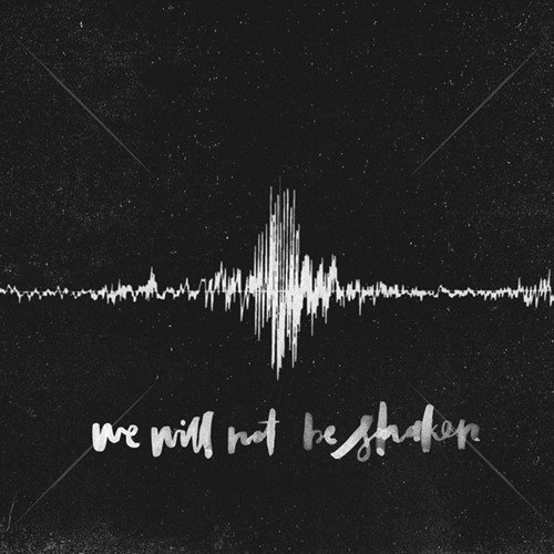 We will not be shaken (CD)