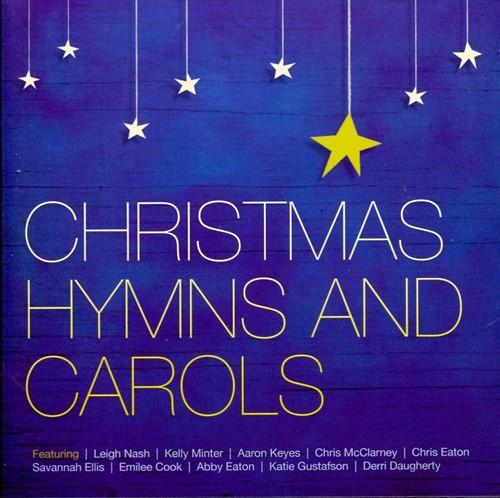 Christmas hymns and carols (CD)