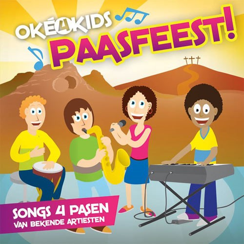 Paasfeest! - Oke4kids (CD)