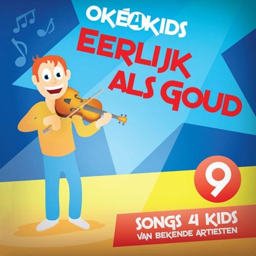 Eerlijk als goud (CD)