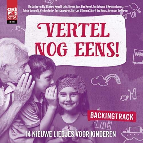 Vertel nog een eens! - Backingtrack (CD)