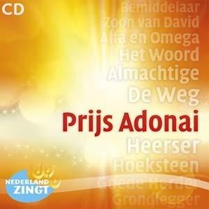 Nederland Zingt - Prijs Adonai (CD)
