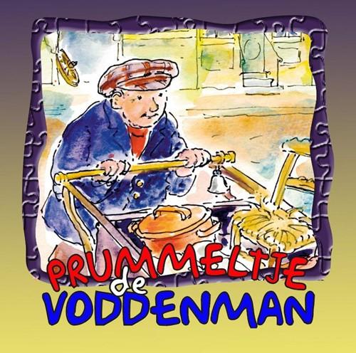 Prummeltje de voddenman (CD)