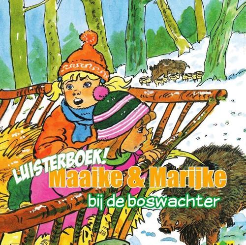Maaike en Marijke bij de boswachter (CD)