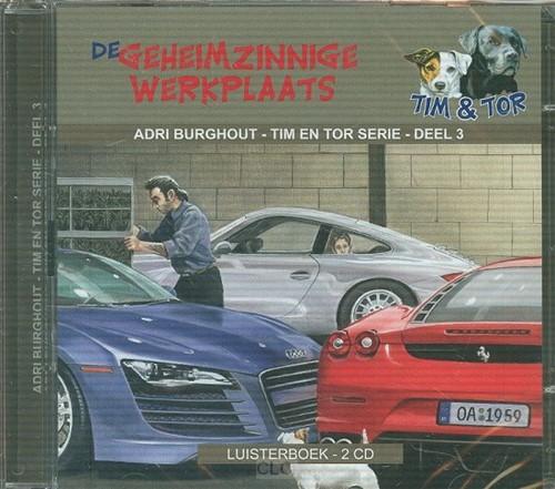 De geheimzinnige werkplaats - luisterboek (CD)