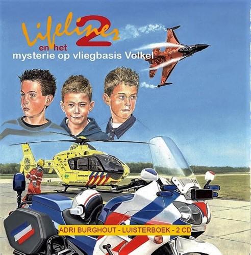 Lifeliner 2 en het mysterie op vliegbasis Volkel (CD)
