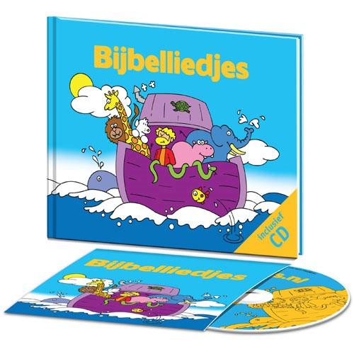 Bijbelliedjes (Hardcover)
