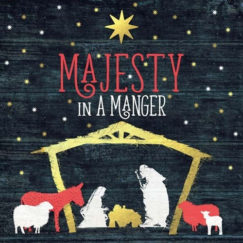 Majesty in a manger (CD)