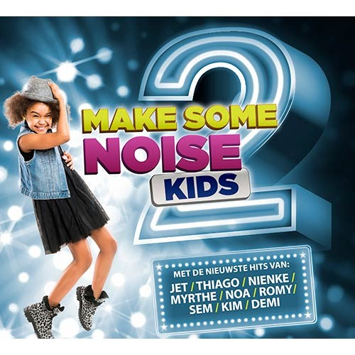Make some noise kids 2 (CD)