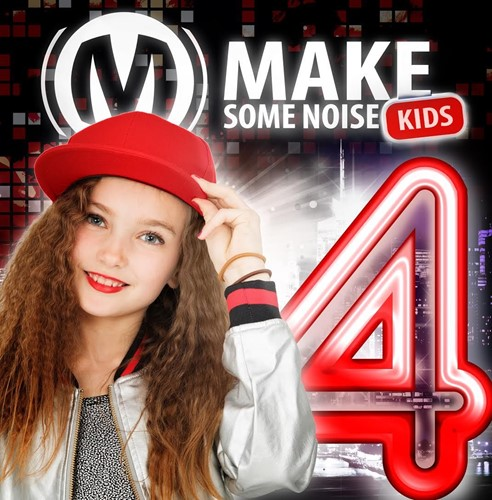 Make some noise kids 4 (CD)