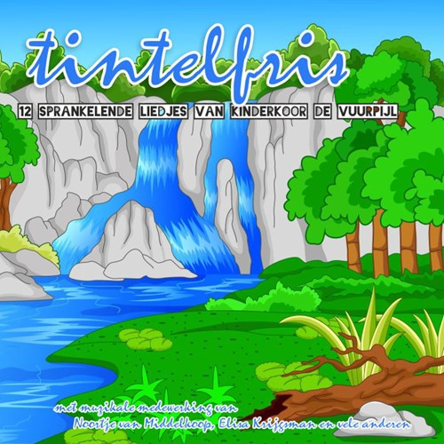 Tintelfris (CD)