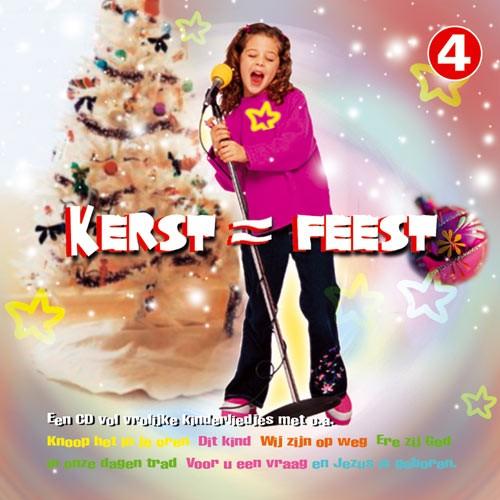 Kerst=feest (CD)