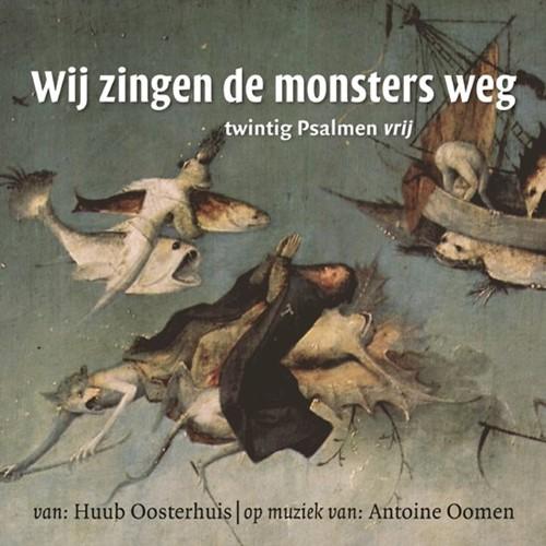 Wij zingen de monsters weg (CD)