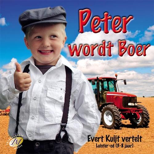 Peter wordt boer (CD)