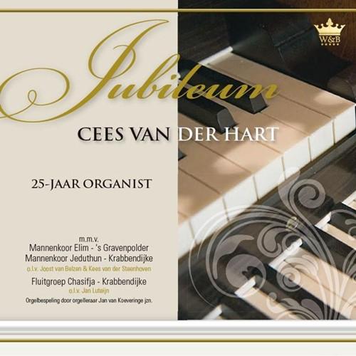 Jubileum 25 jaar organist (CD)