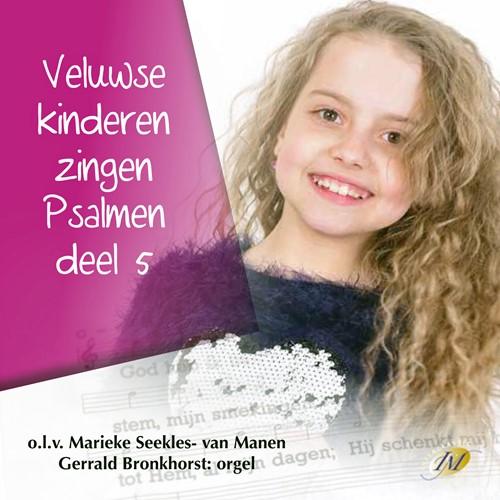 Veluwse kinderen psalmen 5 (CD)