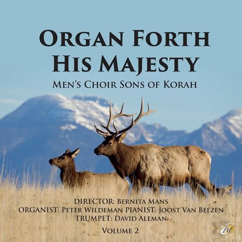 Organ Forth His Majesty (CD)