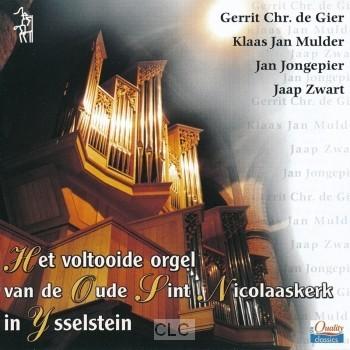 Het voltooide orgel van de Oude (CD)