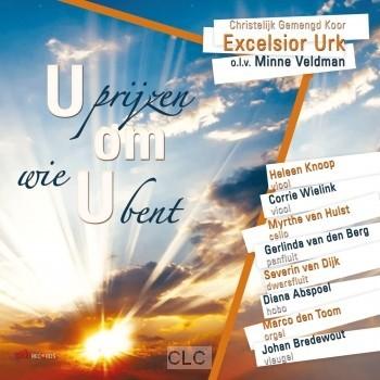 U prijzen om wie U bent (CD)