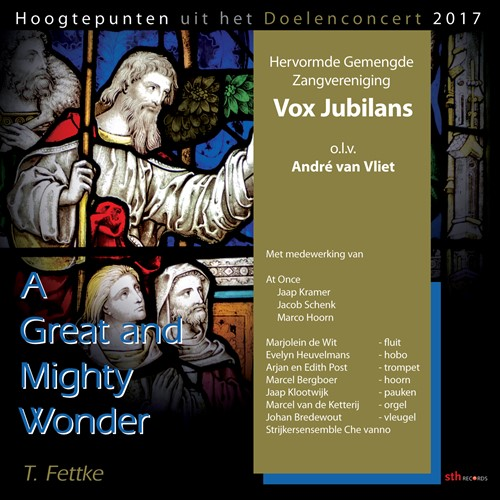 A Great and Mighty Wonder (CD)