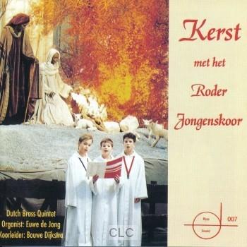 Kerst met het Roder Jongenskoor (CD)