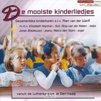 De Mooiste Kinderliedjes (CD)