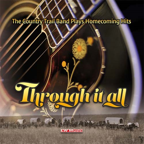 Through it all (CD)