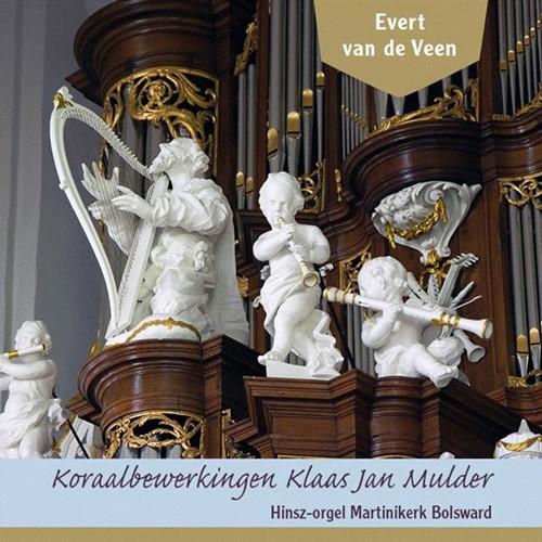 Koraalbew. Klaas Jan Mulder (CD)