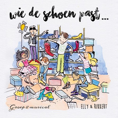 Wie de schoen past (CD)