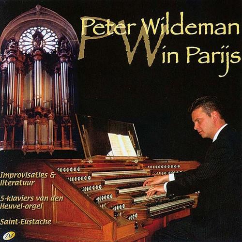 Peter Wildeman in Parijs (CD)