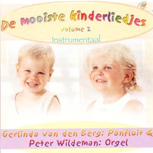 Mooiste kinderliedjes dl2 (CD)