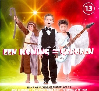Een Koning=geboren (CD)