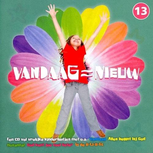 Vandaag=nieuw (CD)