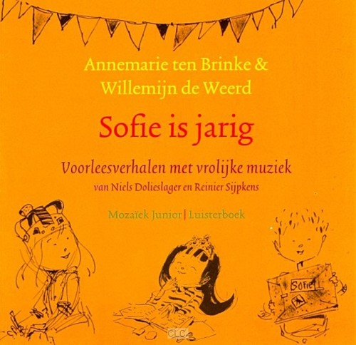 Sofie is jarig (CD)