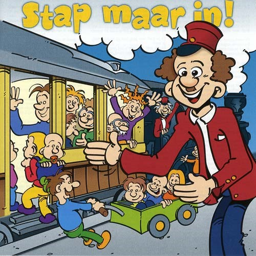 Stap maar in! (CD)