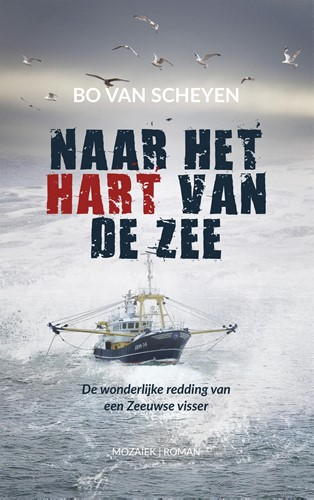 Naar het hart van de zee (Paperback)