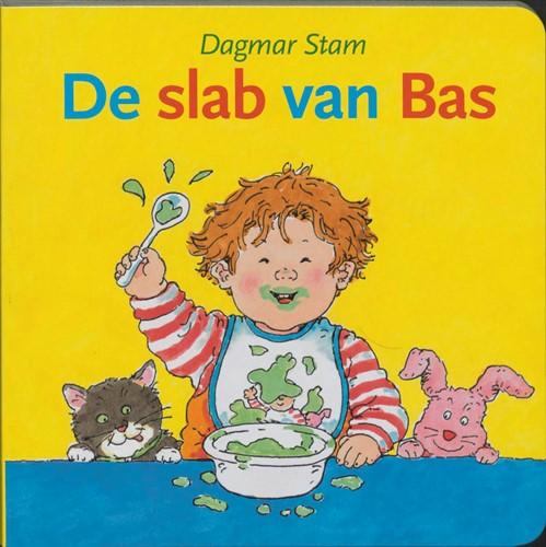 De slab van Bas (Hardcover)